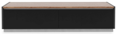 Alphason Horizon Walnut TV Cabinet 70inch - ADHO1600