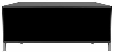 Alphason Hyde Grey TV Cabinet 55inch - ADHY1200GRY