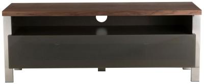 Alphason Regent Walnut TV Cabinet 55inch - ADR1200-WAL