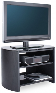 Alphason Finewood  Black Oak TV Unit - FW750