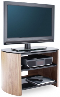 Alphason Finewood  Light Oak TV Unit - FW750