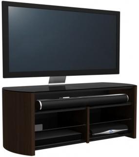 Alphason Finewood Walnut TV Cabinet for 58inch - FW1350SB-W