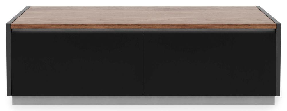 Alphason Horizon Walnut TV Cabinet 55inch - ADHO1200