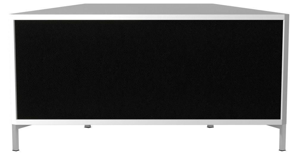 Alphason Hyde White TV Cabinet 50inch - ADHY1000WHT