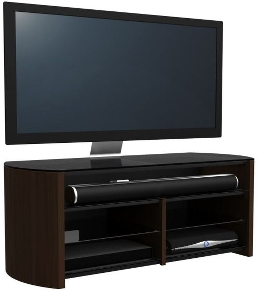 Alphason Finewood Walnut TV Cabinet for 58inch - FW1350SB-W