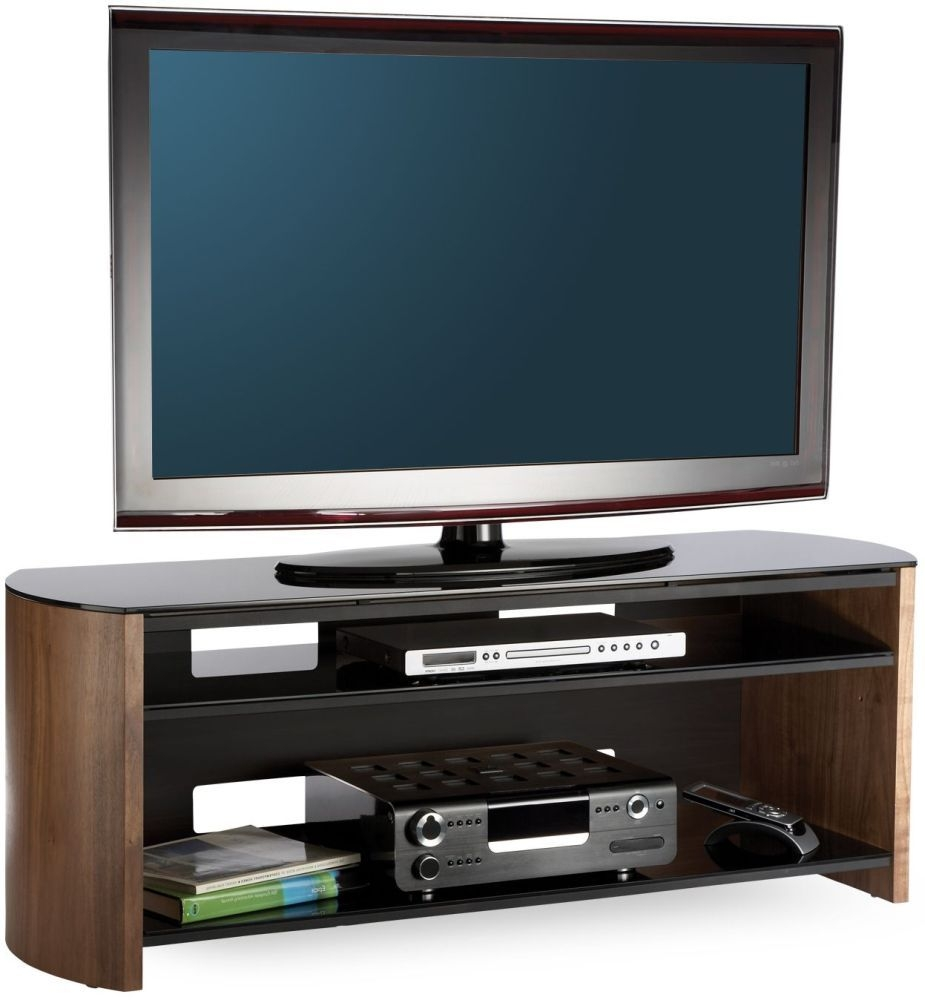 Alphason Finewood  Walnut TV Unit - FW1350