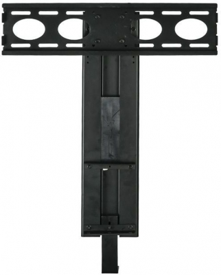 Alphason Chromium Cantilever Bracket Black - CRO2-BKT