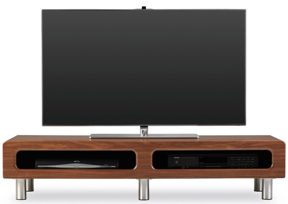 New Ambri Walnut TV Stand - ABR1350CB-W