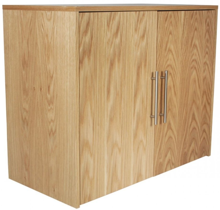 Alphason Oak Cupboard