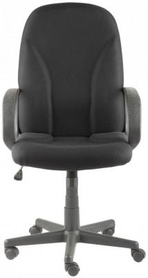 Alphason Boston Black Fabric Office Chair AOC3282-BK