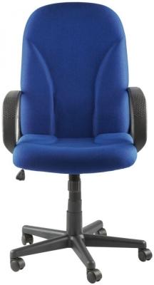 Alphason Boston Blue Fabric Office Chair AOC3282-BE