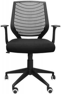 Alphason Pace Black Fabric Office Chair AOC9540-F-BK