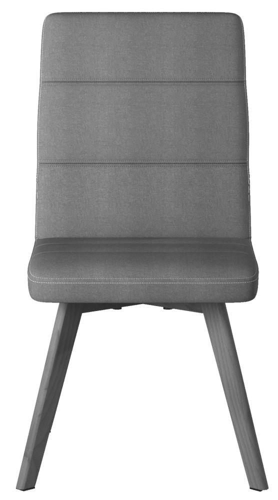 Alphason Athens Taupe Fabric Office Chair - AOC1735TAU