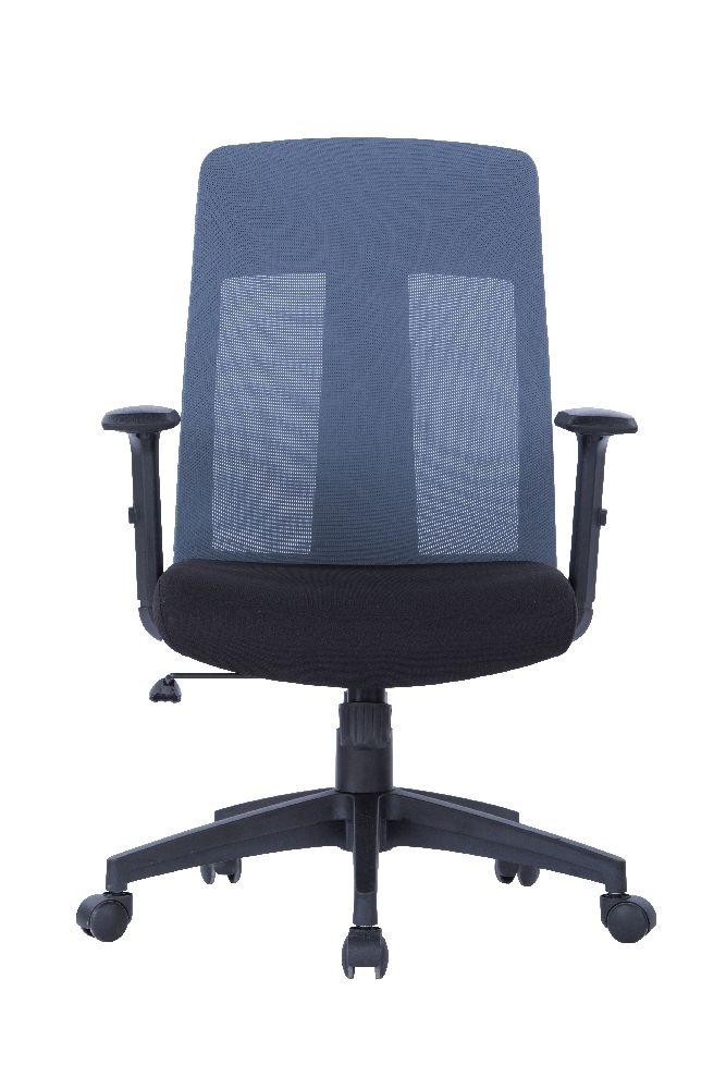 Alphason Laguna Grey Fabric Office Chair - AOC1705GRY