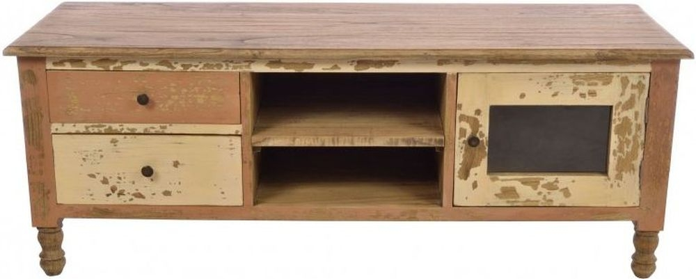 Ancient Mariner Abbey Painted TV Unit
