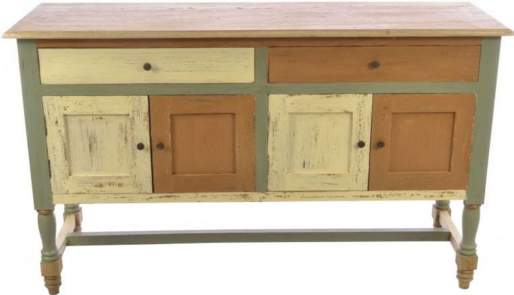 Ancient Mariner Abbey Painted Sideboard