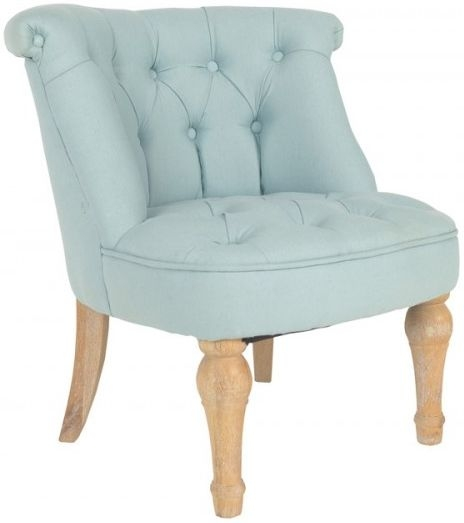 Ancient Mariner Blue Chair