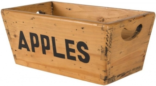 Ancient Mariner Apple Box