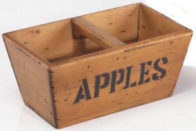Ancient Mariner Small Apple Box
