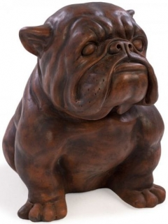 Ancient Mariner Terracotta Bulldog