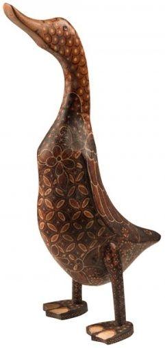 Ancient Mariner Batik Duck