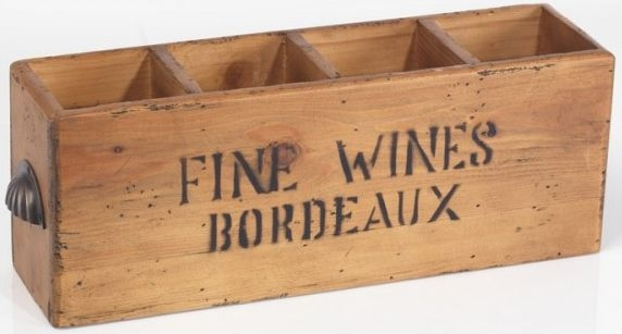 Ancient Mariner Bordeaux 4 Bottle Wine Box