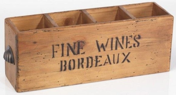 Ancient Mariner Bordeaux 4 Bottle Fine Wines Box