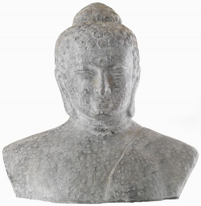 Ancient Mariner Buddha Bust