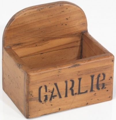 Ancient Mariner Garlic Box