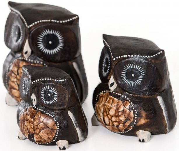 Ancient Mariner Round Owls