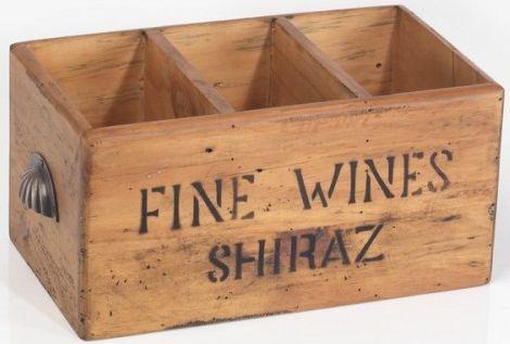 Ancient Mariner Shiraz 3 Bottle Wine Box