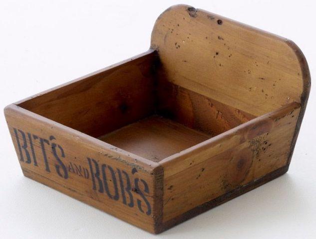 Ancient Mariner Vintage Bits and Bobs Tray