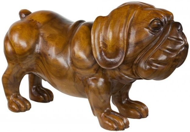 Ancient Mariner Wooden Bulldog