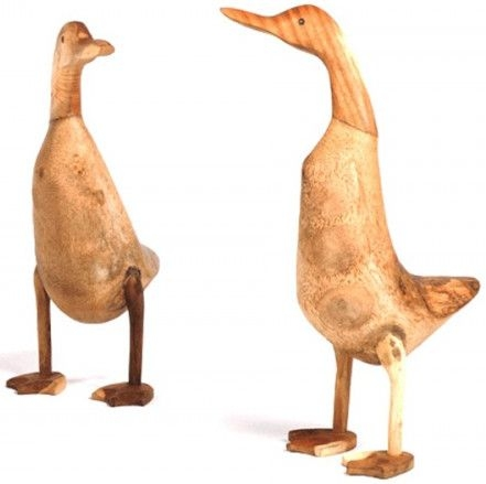 Ancient Mariner Wooden Duck