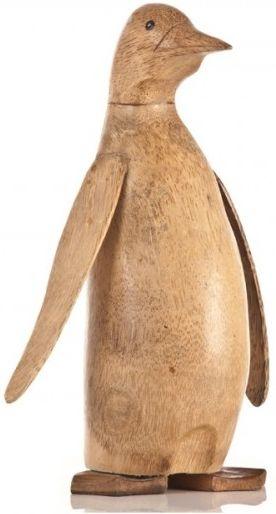 Ancient Mariner Wooden Penguin