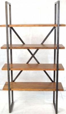 Ancient Mariner Brace Mango Wood Bookcase