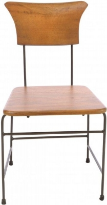 Ancient Mariner Brace Mango Wood Dining Chair