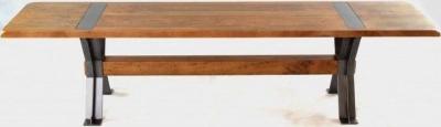 Ancient Mariner Brace Mango Wood Bench