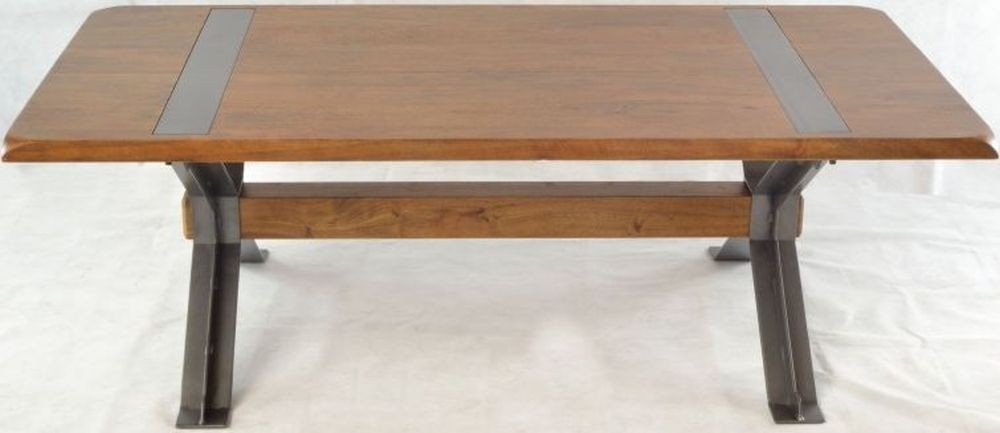 Ancient Mariner Brace Mango Wood Coffee Table