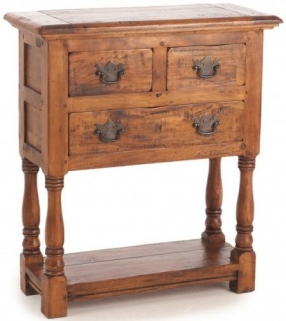 Ancient Mariner East Indies Large Telephone Table
