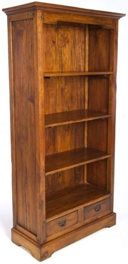 Ancient Mariner East Indies Tall Bookcase