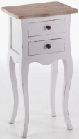 Ancient Mariner Laura 2 Drawer Bedside Table