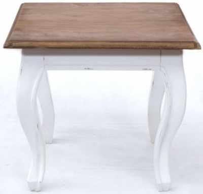 Ancient Mariner Laura Lamp Table