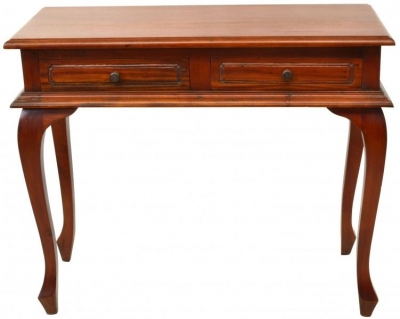 Ancient Mariner Mahogany Village Large Console Table