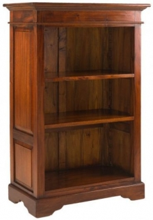 Ancient Mariner Mahogany Village Bookcase - Small