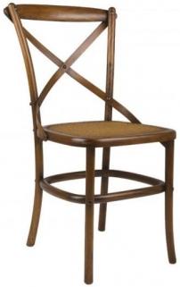 Ancient Mariner Mahogany Village Chair - Bentwood