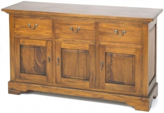 Ancient Mariner Mahogany Village Sideboard - 3 Drawer