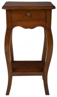 Ancient Mariner Mahogany Village Telephone Table