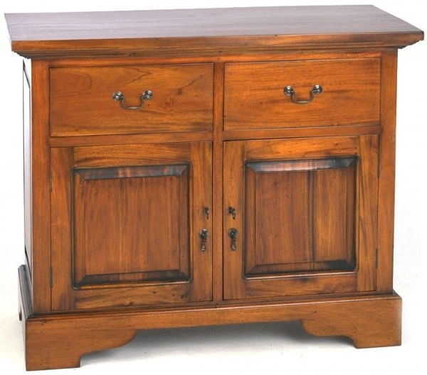Ancient Mariner Mahogany Village Buffet - 2 Drawer