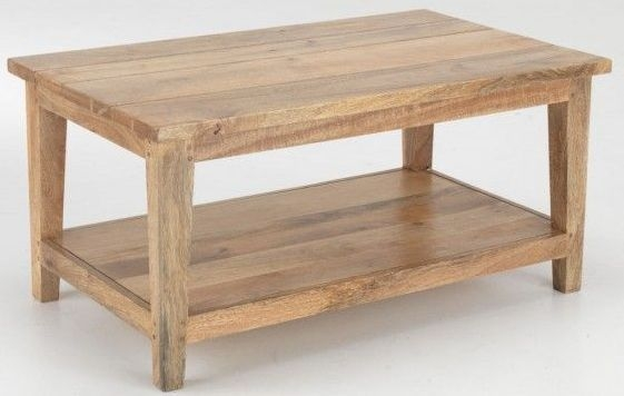 Ancient Mariner Metro Mango Wood Coffee Table